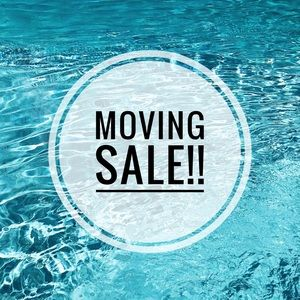 MOVING SALE!! discount summer clearance